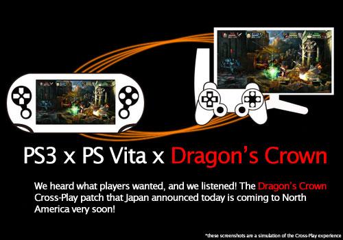 Dragon's Crown - Crossplay