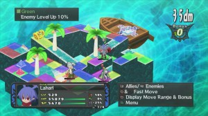 Disgaea D2: A Brighter Darkness - Geo Panels
