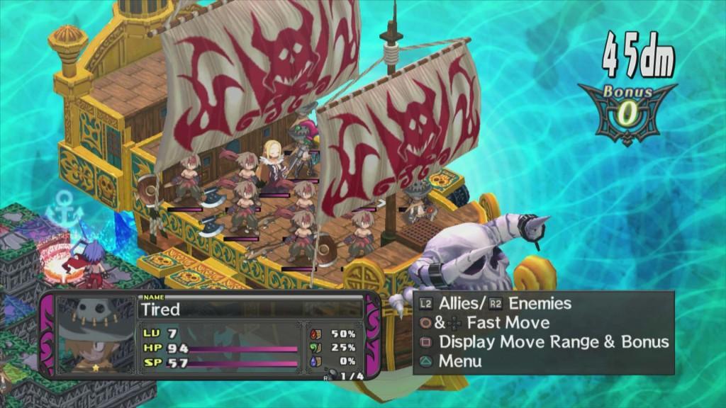 Disgaea D2: A Brighter Darkness - Pirates