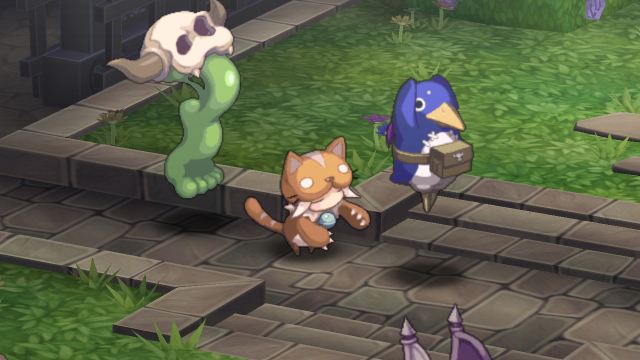 Disgaea D2: A Brighter Darkness - Sludge, Slumber Cat, Prinny