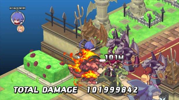 Disgaea D2 - Lots of Damage