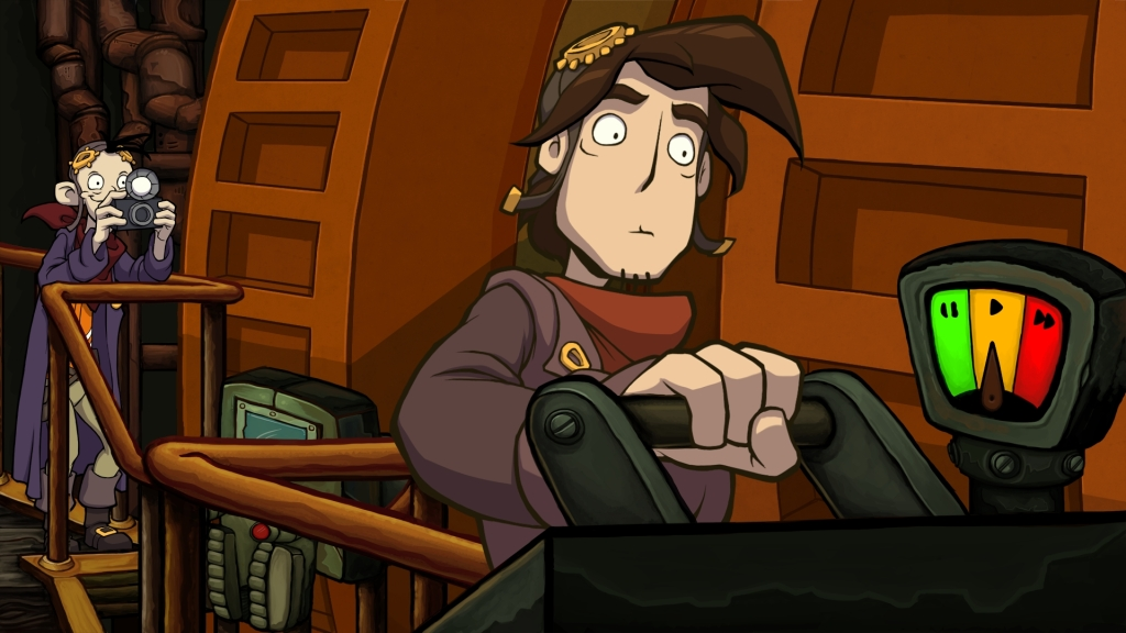 Goodbye Deponia - Screenshot