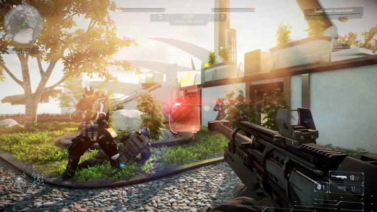Killzone Shadow Fall - Park