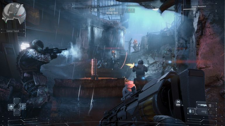Killzone Shadow Fall - Ruins