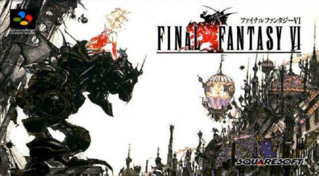 Squaresoft Final Fantasy VI