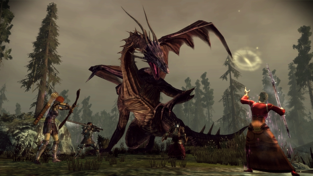 The Top 5 RPGs - Dragon Age: Origins