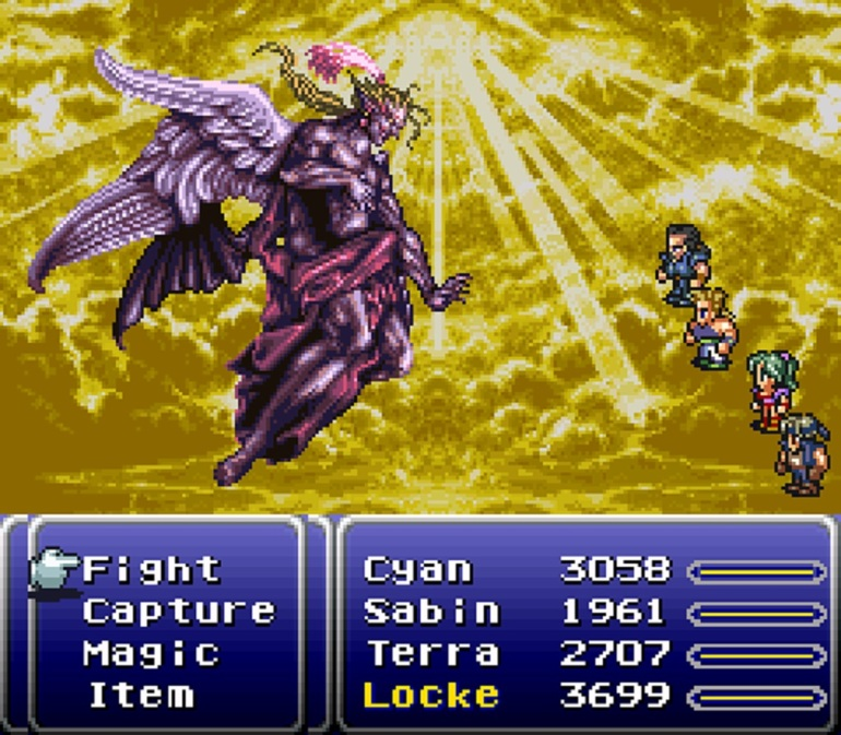 The Top 5 RPGs - Final Fantasy VI