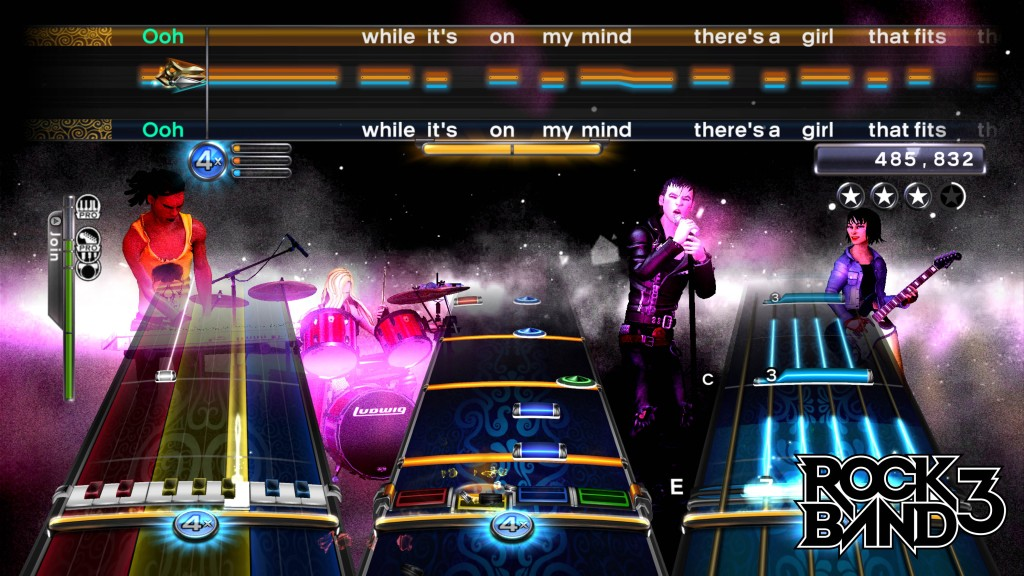 Top Ten Games of the Generation - Rock Band 3