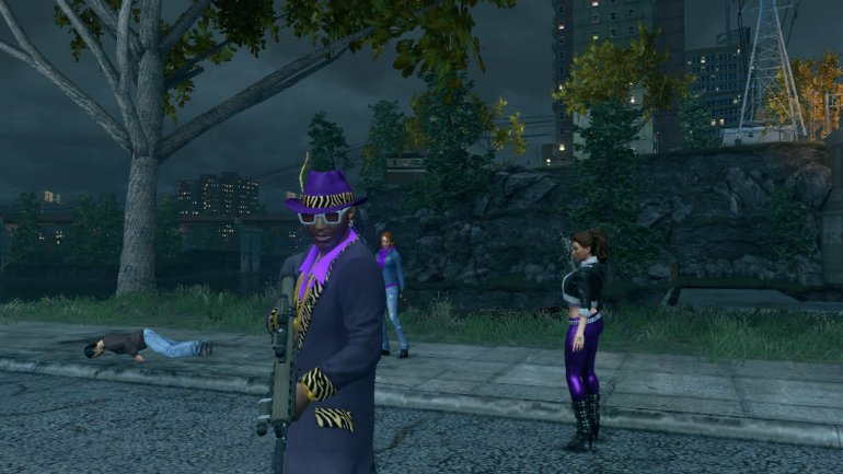 Saints Row 3 Zimos