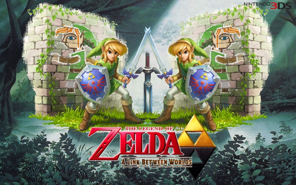Top 10 Games of the Year 2013 - The Legend of Zelda: A Link Between Worlds