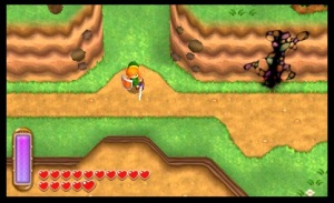 The Legend of Zelda: A Link Between Worlds Review - Crack