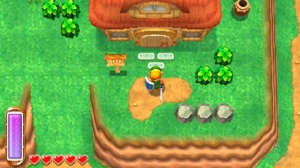 The Legend of Zelda: A Link Between Worlds Review - ALBW