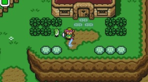 The Legend of Zelda: A Link Between Worlds Review - ALttP