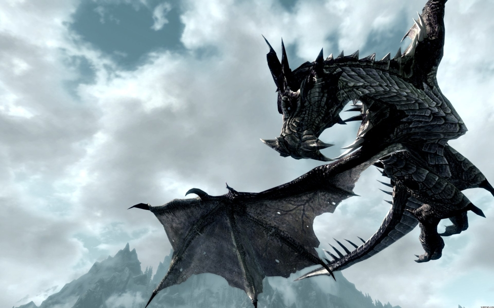 The Top 5 RPGs - The Elder Scrolls V: Skyrim