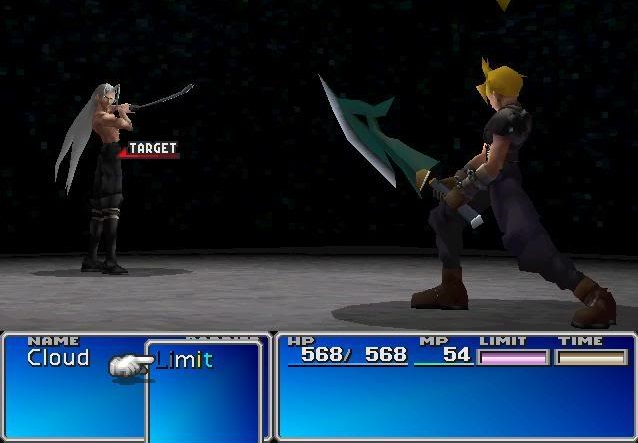 Top 5 Bosses - Sephiroth