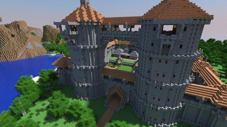 Top Ten Games of the Generation - Minecraft