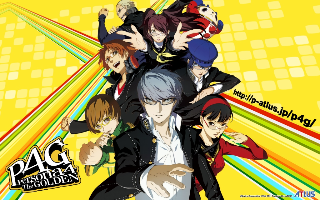 Top Ten Games of the Generation - Persona 4 Golden