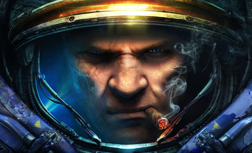 Top Ten Games of the Generation - StarCraft II