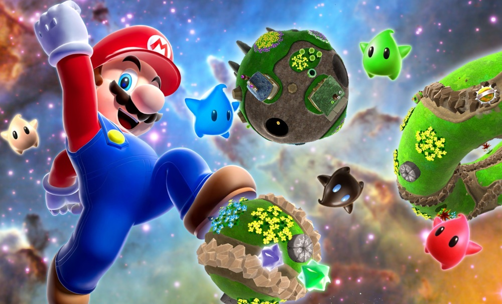 Top Ten Games of the Generation - Super Mario Galaxy