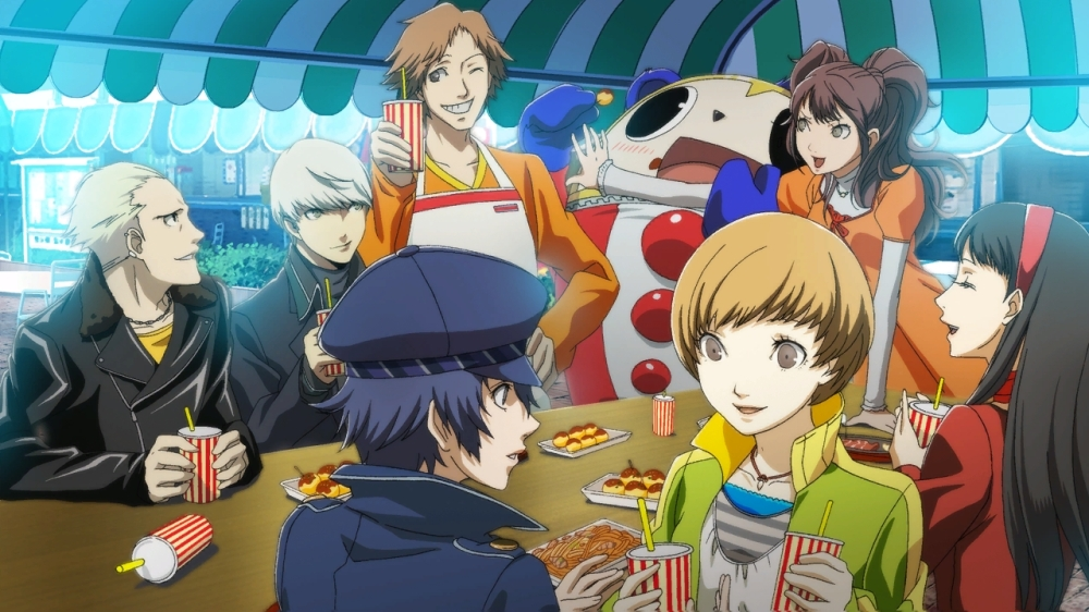 The Top 5 RPGs - Persona 4 Golden