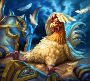 Hearthstone: Heroes of Warcraft Preview - Chicken