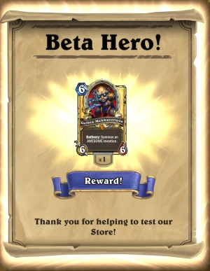 Hearthstone: Heroes of Warcraft Preview - Gelbin Mekkatorque
