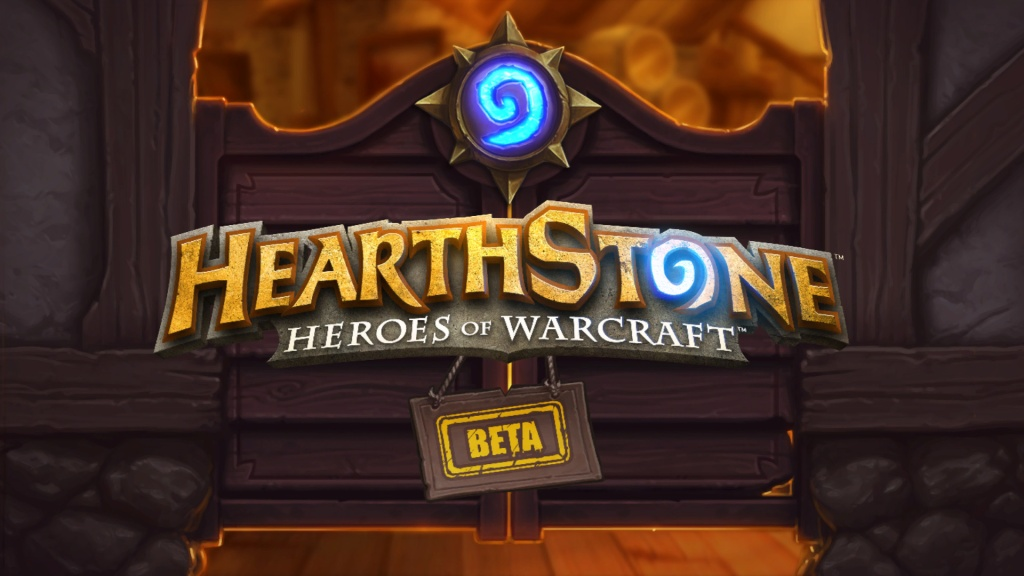 Hearthstone: Heroes of Warcraft Preview - Logo