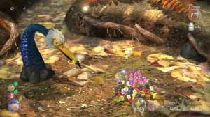 Pikmin 3 Review - Bird