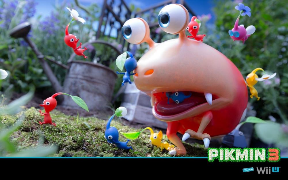 Pikmin 3 Review - Om Nom Nom