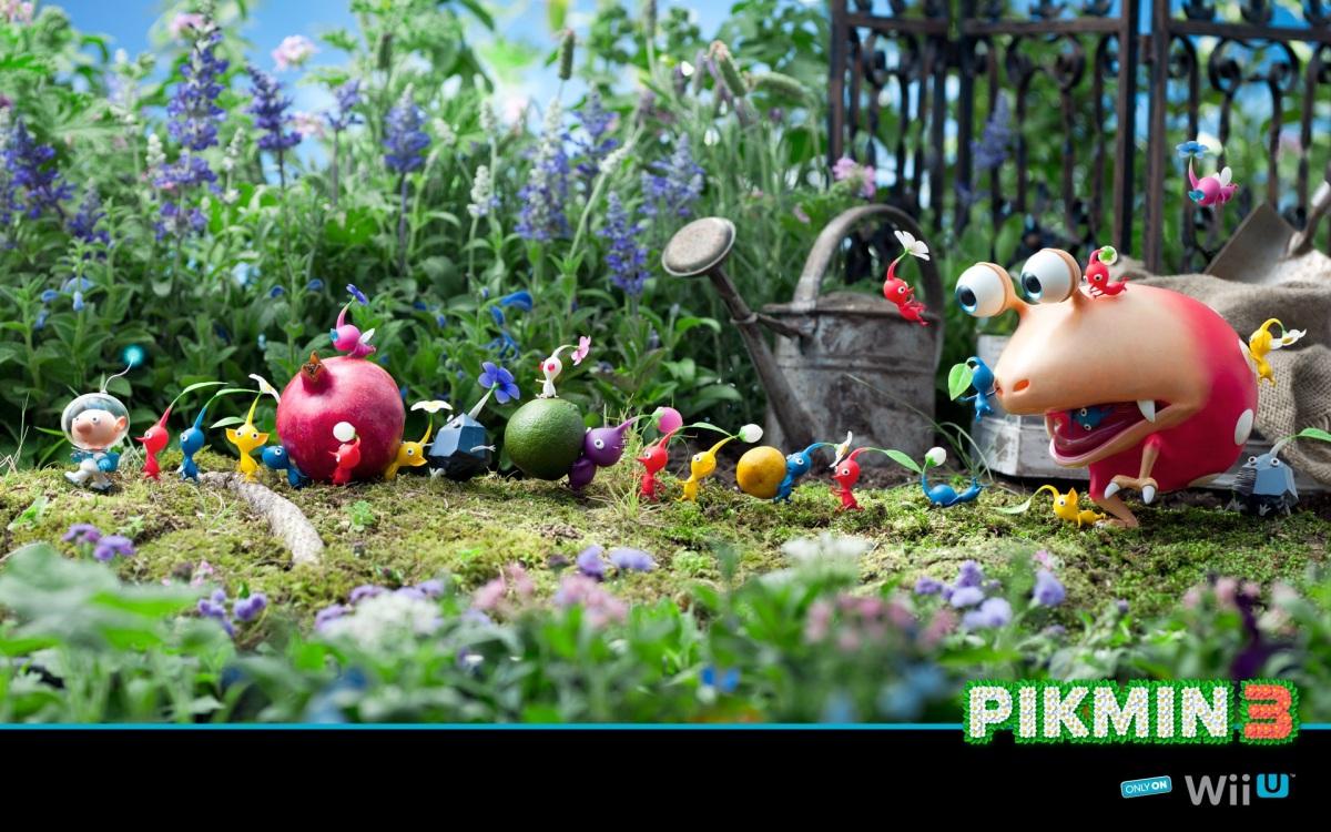 Lttp Pikmin 3 Review Fun Frustrating And Fun Again Gamer Horizon