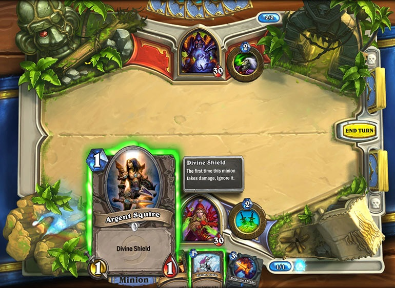 Hearthstone: Heroes of Warcraft Preview - Tutorial