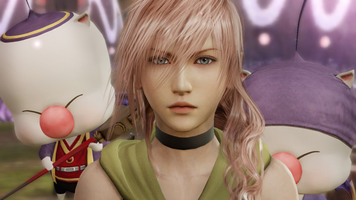 Lightning Returns: Final Fantasy XIII - Moogles