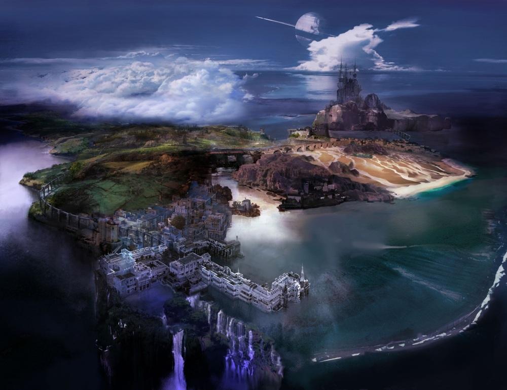 Lightning Returns: Final Fantasy XIII - Nova Chrysalia