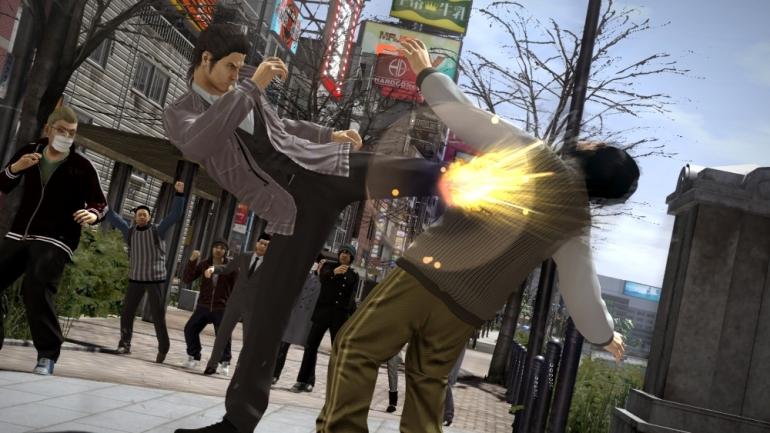 Ryu ga Gotoku 5