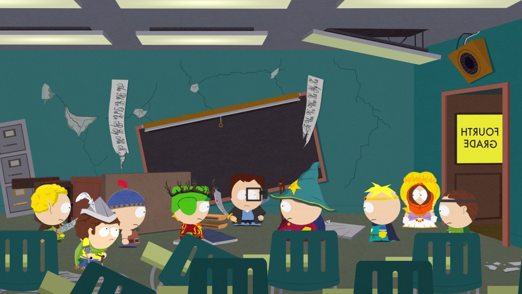 South Park: The Stick of Truth - Cast