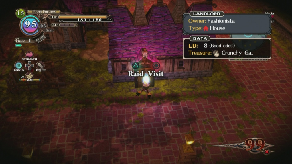 The Witch and the Hundred Knight Review - Raid