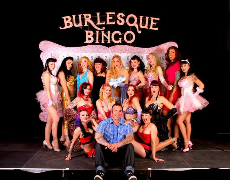 Burlesque Bingo