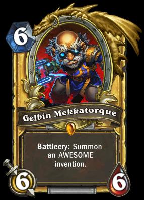 I Hate Hearthstone - Gelbin Mekkatorque