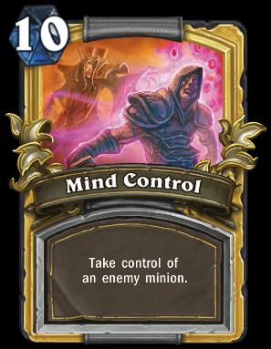 I Hate Hearthstone - Mind Control