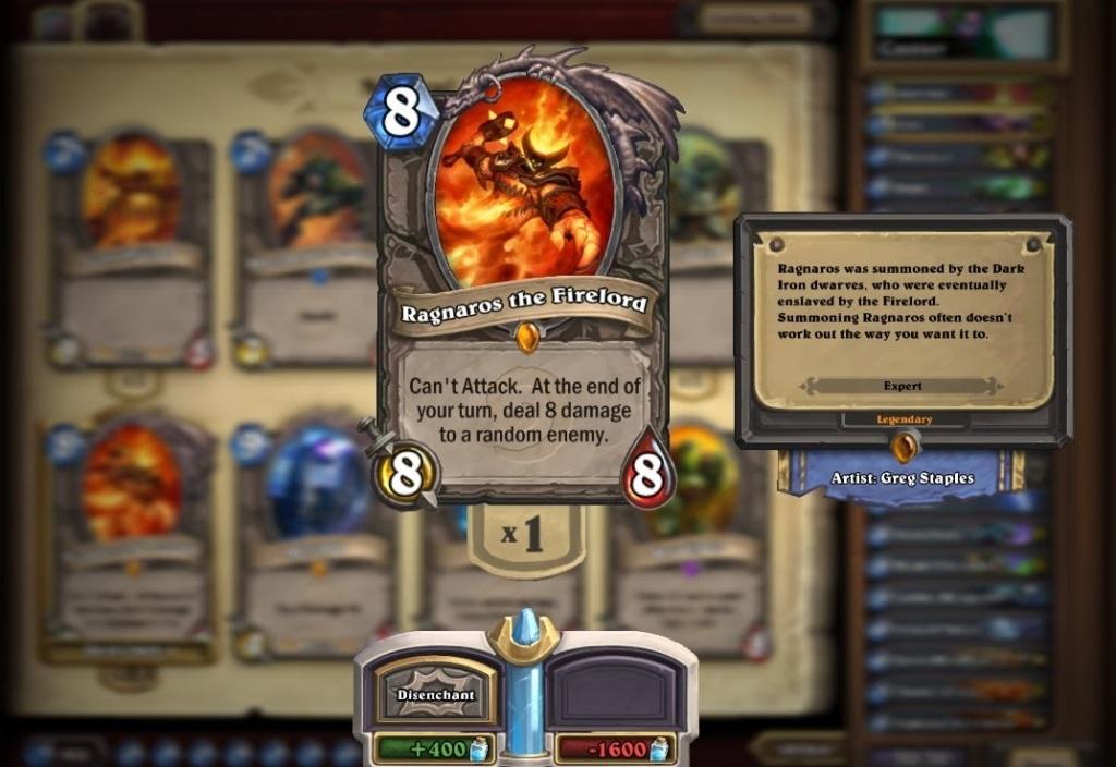I Hate Hearthstone - Ragnaros the Firelord