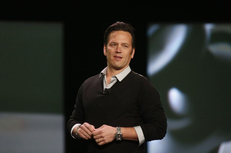 Phil Spencer Head of Xbox
