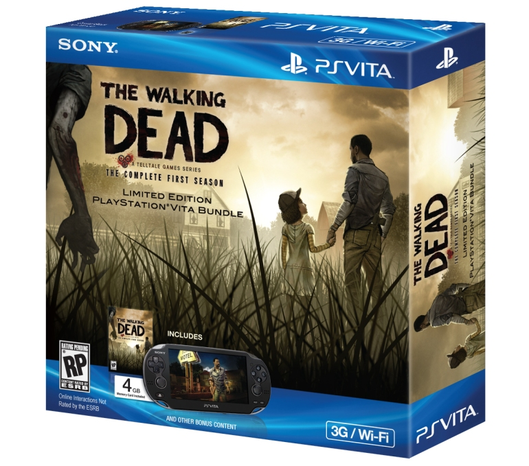 Walking Dead Vita Bundle