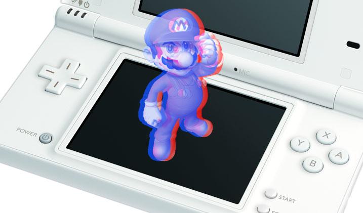 Nintendo 3DS Mario