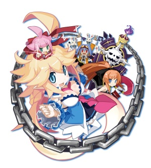 Mugen Souls Z Review - Square Art