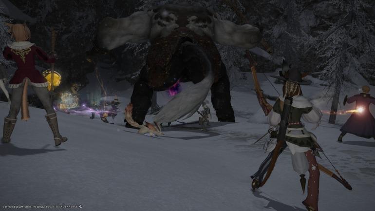 Final Fantasy XIV: A Realm Reborn - FATE