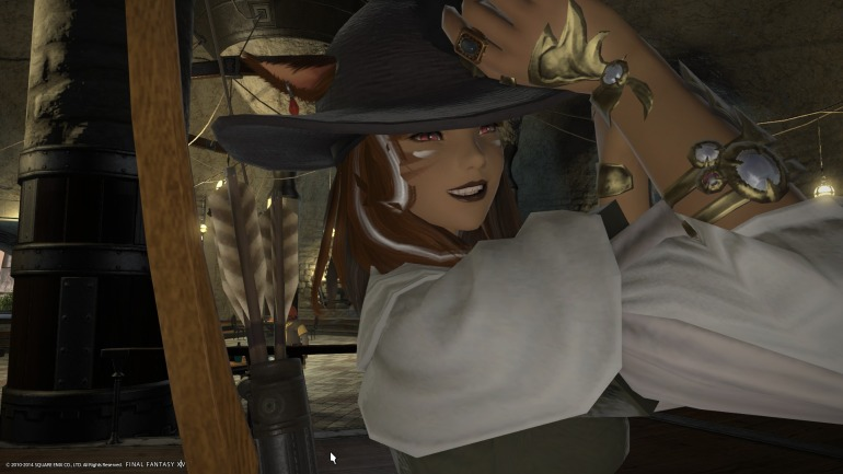 Final Fantasy XIV: A Realm Reborn - Skara Brae