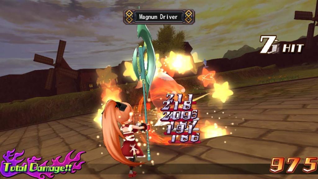 Mugen Souls Z Review - Nao
