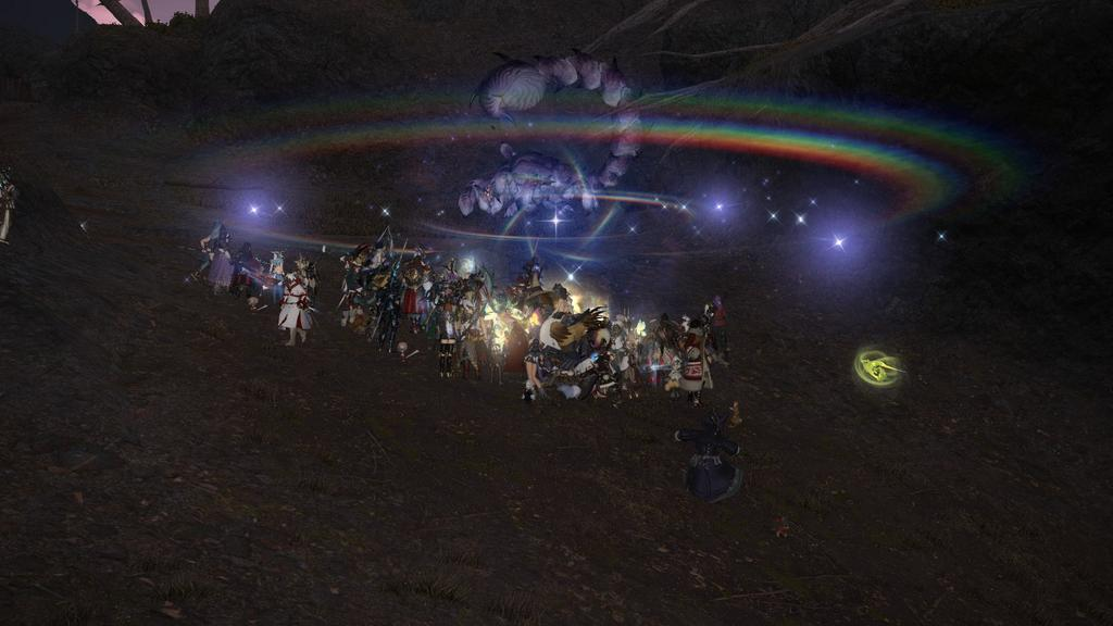 FFXIV players who only hunt Elite Marks are Pikmin | Gamer Horizon