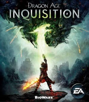 Dragon Age: Inquisition - Box Art