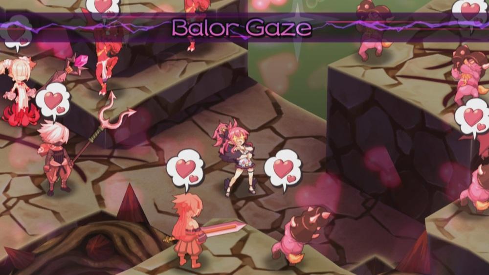 Disgaea 5 - Balor Gaze